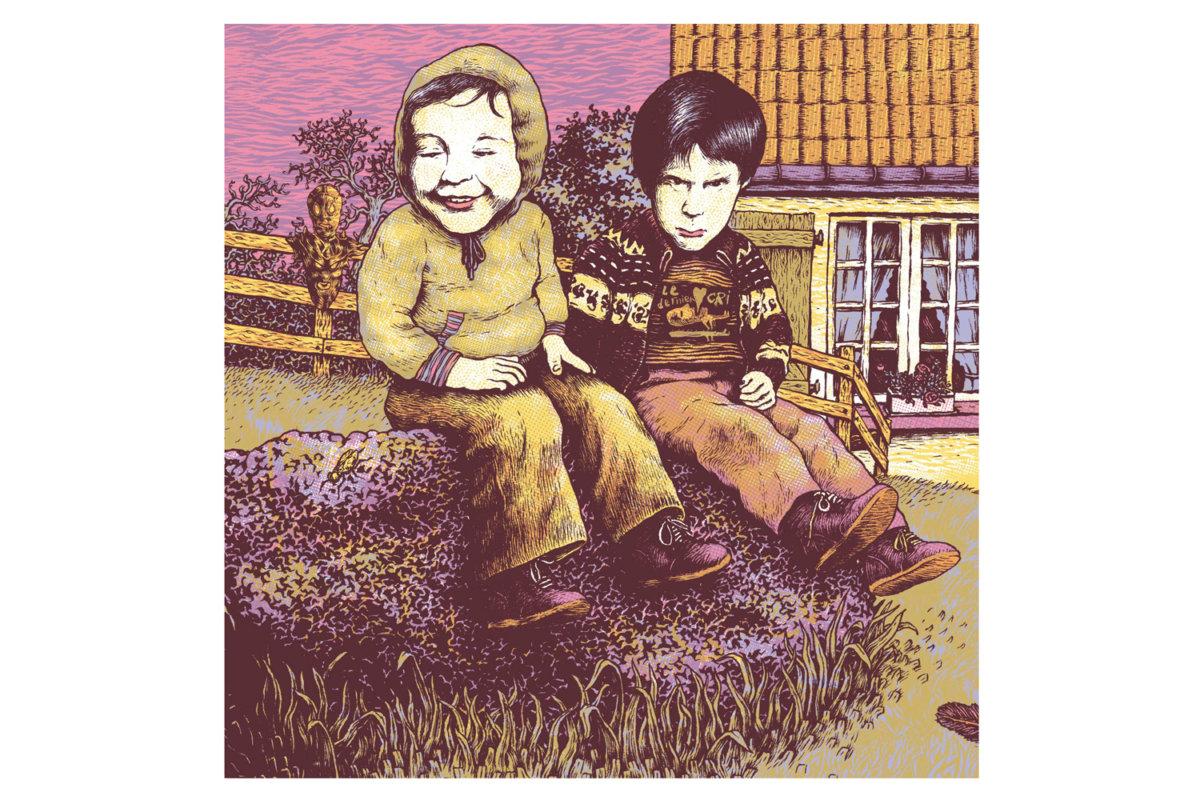 Les frères Gnot & Dav Guedin ⋆ Maison Fumetti